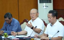 """Bộ trưởng Nguyễn Ngọc Thiện """"nhắc"""" VFF hỗ trợ tối đa cho ông Park Hang Seo ở AFF Cup 2020"""