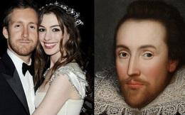 """""""Duyên tiền kiếp"""" liệu có thật? Chuyện tình yêu của minh tinh Anne Hathaway gây choáng vì liên quan đến Shakespeare?"""