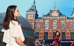 """Quen ở Hà Nội, gắn bó ở Thượng Hải, chia ly ở Paris: Câu chuyện """"10 năm đợi chờ một bóng hình không trở lại"""" của cô gái 9X mang 2 dòng máu Việt Trung"""