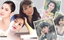 """Nhan sắc hội đại mỹ nhân là """"Nữ hoàng ảnh lịch"""" một thời: Diễm Hương, Việt Trinh càng lớn tuổi càng đằm thắm, Y Phụng khác biệt ra sao?"""