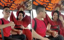Cô Minh Hiếu đột ngột khoe chồng trẻ sắp cưới, dân tình bán tín bán nghi: Đã người thứ 11 rồi ư?