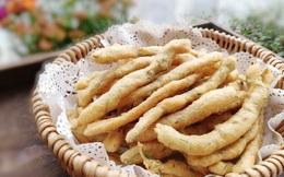 Làm snack xốp giòn cho bé yêu ăn vặt thật dễ dàng chẳng cần tới lò nướng