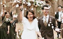 """Đám cưới đặc biệt như phim của cô dâu """"nhà nghề"""" ở Đà Lạt: Chỉ có 50 khách mời, không chụp trước hình cưới và thật nhiều nước mắt"""