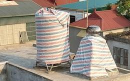 """Hội """"khổ chủ"""" có bồn nước đặt trên nóc nhà, lên mạng mách nhau cách chống chọi lại cảnh nắng nóng làm nước sinh hoạt có thể... """"luộc chín cả thịt"""""""