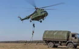 Trực thăng quân sự Nga gặp nạn, 4 người chết