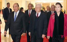 Khóa XIII, dự kiến có 17-19 Uỷ viên Bộ Chính trị, 12-13 Uỷ viên Ban Bí thư