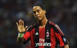 Ronaldinho từng phải hạ mình để xin đối thủ buông tha