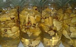 Có nên dùng rượu mật gấu để xoa bóp khi ngã?