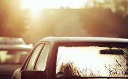 Ngủ trong ô tô bật điều hòa và những sai lầm chết người