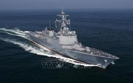 Hàn Quốc lên kế hoạch phát triển tàu khu trục Aegis