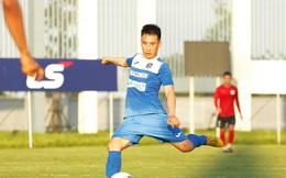 """Đối đầu DNH.Nam Định, """"Iniesta Quảng Ninh"""" nói điều cực dị"""