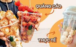 Chờ 40 phút để nhận về 2 xiên măng cụt ăn chơi với giá 30k, cô gái Sài Gòn tức nghẹn cổ vì đồ thực khác quảng cáo, thái độ nhân viên quá tệ
