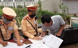 Nửa tháng tổng kiểm soát, gần 10.000 tài xế uống rượu bia bị xử phạt