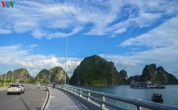 Chiêm ngưỡng tuyến đường bao biển nghìn tỷ bên vịnh Hạ Long