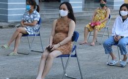 Nhịp sống bên trong khu cách ly 243 bà bầu ở Quảng Nam