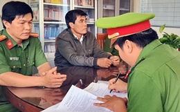 Vi phạm về đất đai, cựu Phó Chủ tịch huyện bị khởi tố