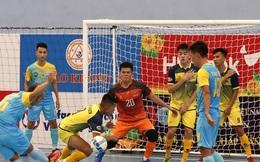 Futsal HDBank VĐQG 2020: Chủ nhà Khánh Hòa nhọc nhằn đánh bại Cao Bằng