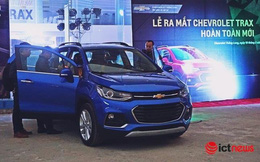 VinFast triệu hồi gần 12.500 xe Chevrolet tại Việt Nam