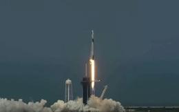 SpaceX, NASA thực hiện thành công sứ mệnh không gian lịch sử