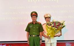 Phó giám đốc Công an Hà Nội làm Cục trưởng Cục Cảnh sát điều tra tội phạm về ma túy