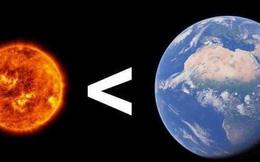 Điều gì sẽ xảy ra nếu Mặt Trời bị thu nhỏ, bé hơn Trái Đất?