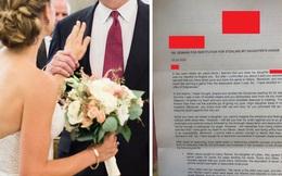 Trót ăn 'trái cấm' thời trung học, 10 năm sau anh thanh niên nhận bức thư thịnh nộ từ bố bạn gái cũ với lời lẽ ai đọc cũng thấy hốt hoảng