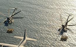 Mỹ cải tiến máy bay vận tải thành máy bay chiến đấu