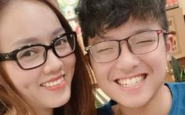 Bạn gái kém 15 tuổi selfie vui vẻ bên con riêng của Công Lý, 'vợ cũ' MC Thảo Vân liền có bình luận hé lộ mối quan hệ