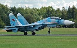 Vì sao Belarus vẫn 'xếp kho' tiêm kích Su-27?