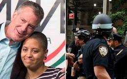 """Thị trưởng New York nói về con gái bị bắt trong cuộc biểu tình: """"Con bé chỉ muốn nhìn thấy một thế giới tốt đẹp và hòa bình hơn"""""""
