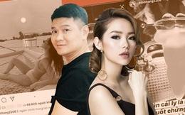 """Chân dung bạn trai tin đồn của Minh Hằng: Là đại gia """"chống lưng"""" cho bạn gái, từng có quan hệ yêu đương với Cao Thái Hà?"""