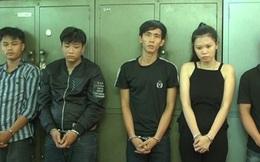 Bắt giữ 5 đối tượng trong đường dây mua bán ma túy tại Biên Hòa