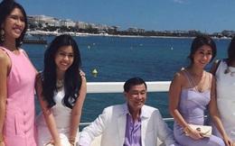 Tiên Nguyễn bất ngờ khoe ảnh cực hiếm 5 năm về trước, chụp chung với Johnathan Hạnh Nguyễn và 3 người chị cùng cha khác mẹ ít người biết đến
