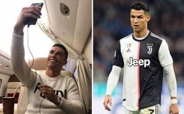 Cristiano Ronaldo trở thành ngôi sao số 1 về kiếm tiền trên Instagram
