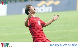 Minh Vương tìm đường trở lại ĐT Việt Nam từ trận Hà Nội FC vs HAGL?