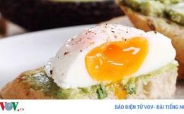 Hiệu quả giảm cân không ngờ của trứng gà