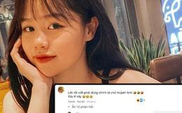 Bạn gái Quang Hải giải thích khi bị dân tình bắt lỗi sai chính tả cơ bản 'vì xa Việt Nam 12 năm, đang nắm bắt lại đây'