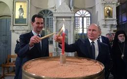 """Tình hình Syria: Nước cờ """"hiếm"""" của Nga ở Syria"""