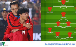 Danh sách tuyển thủ Việt Nam gặp chấn thương đủ lập 1 đội hình