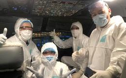 Phi công trả lại lương 'trăm triệu' hỗ trợ hãng hàng không vượt dịch COVID-19