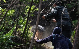 Truy bắt kẻ giết người vượt ngục: Đề xuất tiêu diệt nếu chống trả