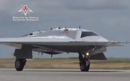 Nga thử nghiệm máy bay không người lái tấn công hạng nặng