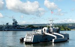 """Dự án """"đoàn tàu biển"""" không người lái đầy tham vọng của Mỹ"""