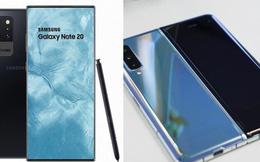Galaxy Note20 và Fold 2 sẽ ra mắt vào ngày 5/8 tới đây
