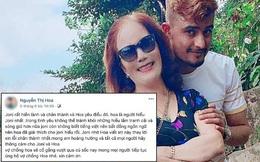 Cô dâu 65 tuổi lên tiếng giải thích sau thông tin bị chồng đánh đập, cho biết đã được chồng xin lỗi