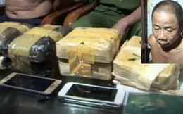 Vừa ra tù lại bị bắt cùng hơn 42 nghìn viên ma túy