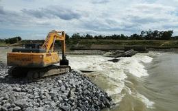 Vỡ đập Bara Đô Lương, 7.800 hộ dân mất nước sinh hoạt