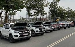 Xe Ford chảy dầu: Khách hàng muốn kiện Ford ra toà