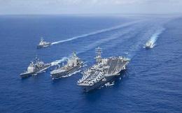 """Hải quân Mỹ và những """"nút thắt"""" trên biển Đông"""