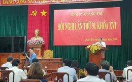 Ông Võ Văn Hưng làm Phó Bí thư Tỉnh ủy Quảng Trị